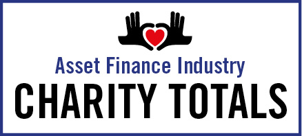 Charity funds raised by asset finance industry